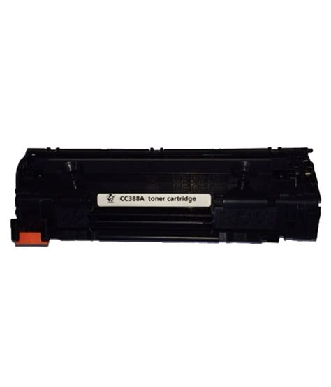 Toner Tinta Hp 88a Cartridge Cc388a Compatible Non Original Bagus nptech cc388a toner black available at snapdeal for rs 548