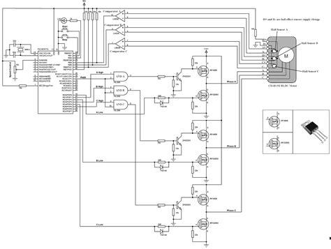 bldc motor controller wiring diagram free wiring diagram