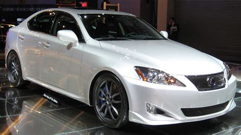 Dream Car Lexus Isf In Pearl White With Tinted Windows And