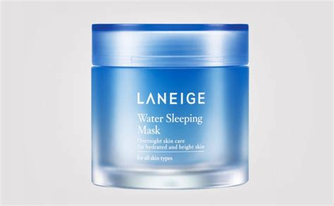 Laneige Skin Care review laneige water sleeping mask k europe