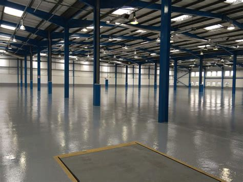 warehouse flooring installed by ssc altro shield sf flooring