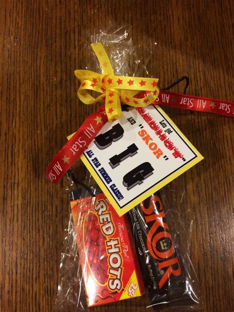 37 best ideas about basketball goodies bag on