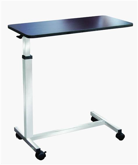 adjustable bed table adjustable hospital over bed table buy adjustable bed