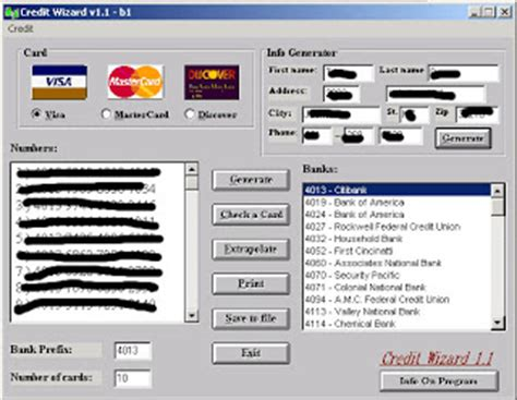 tutorial hack visa working perfect money adder softwares credit card