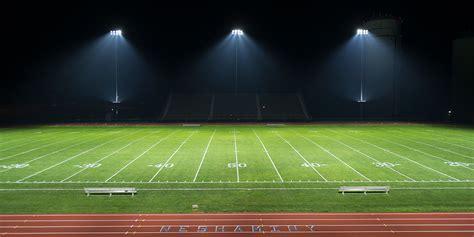 Musco Sports Lighting by Neshaminy High School Stadium Musco Sports Lighting