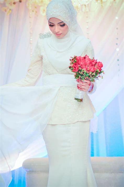 Baju Akad Nikah Berhijab 15 inspirasi gaun pernikahan syar i ini bisa dicontek demi akad nan sakral tanpa tapi