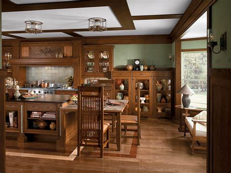 craftsman style interior design house furniture