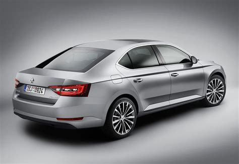 all new 2015 skoda superb 3 autos post
