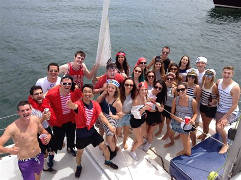 Party Themes On A Boat | party theme ideas simple and fun captain frank life