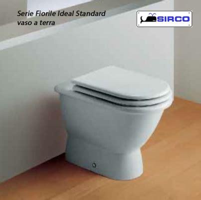 vasi ideal standard modello fiorile lato diritto sedili per wc ideal standard