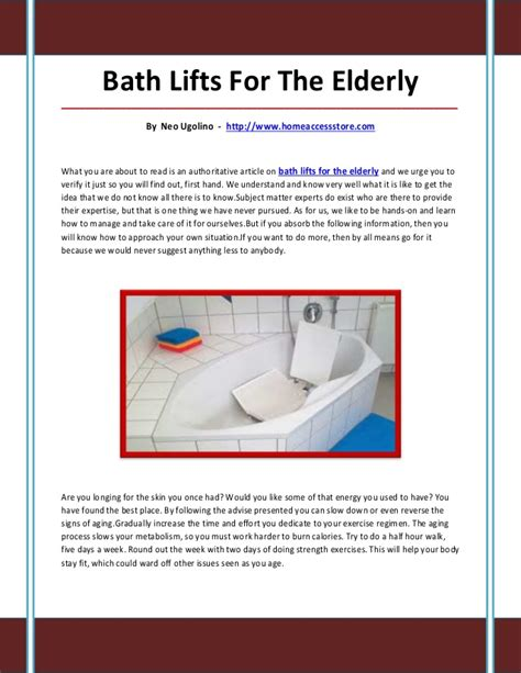 bathtubs for the elderly bath lifts for the elderly