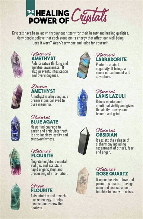 The Power Of Detox by 25 Best Ideas About Crystals On