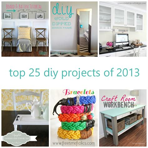top diy projects top 30 diy projects of 2014 with tutorials