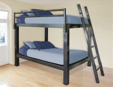 Bunk Bed Side Rails 2095 00 Bunk Bed Clear Satin Anodized 2