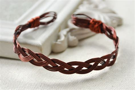 Copper Wire Bracelet   Fun Family Crafts
