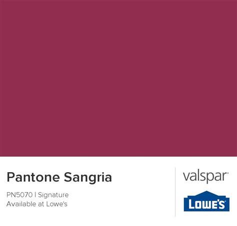 pantone sangria from valspar attic ideas valspar sangria and pantone