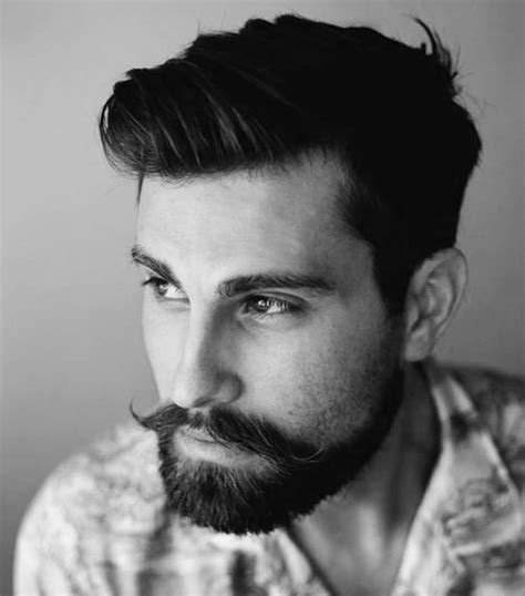 haircuts on beards 50 hairstyles for men with beards masculine haircut ideas