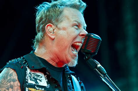 Hetfield Metallica metallica s hetfield and the sensitivity of eights