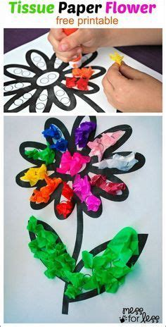 Tissue Paper Crafts For Adults by 1000 Ideas About Tissue Paper On Paper