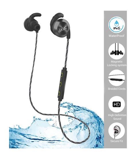 boat earphones review boat rockerz 230 sports in ear in ear wired with mic