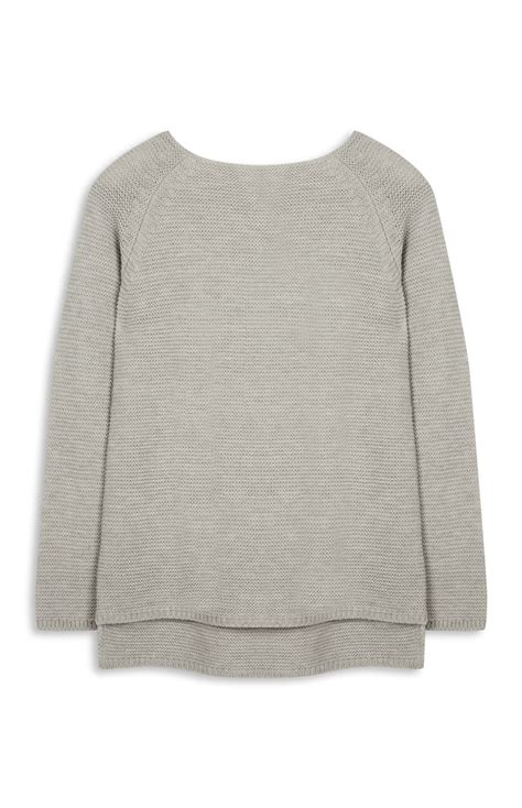 Jumper Winner Grey primark products