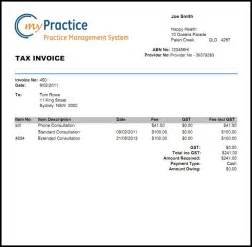 physical therapy invoice template counseling receipt studio design gallery best design