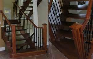 Hardwood Flooring In Ottawa - ottawa stair flooring hardwood open riser stairs scott berwick stairs inc
