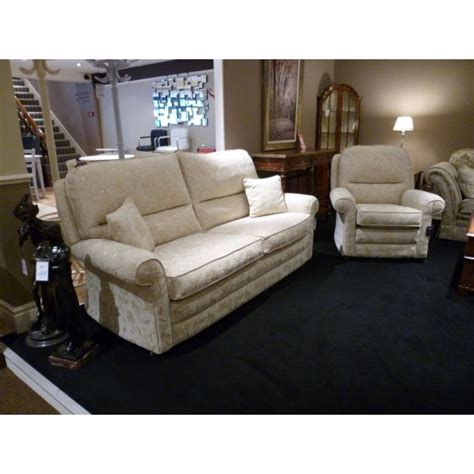 Bridgecraft Sofas by Vale Livorno 3 Seater Sofa Armchair Clearance Local