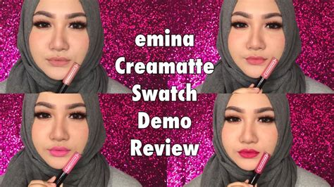 Harga Emina Eyeliner harga jual eyeshadow inez vs emina 100 makeup lokal dan