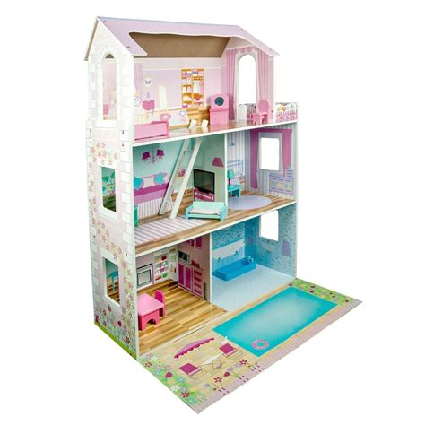 wooden dolls house dolls wooden dolls house ebay