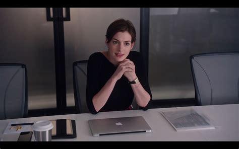 the intern apple macbook pro the intern 2015