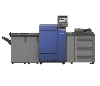 Mesin Fotocopy Warna Konica Minolta jual konica minolta bizhub press c1085 spesifikasi harga multikaweb mitra belanja kantor