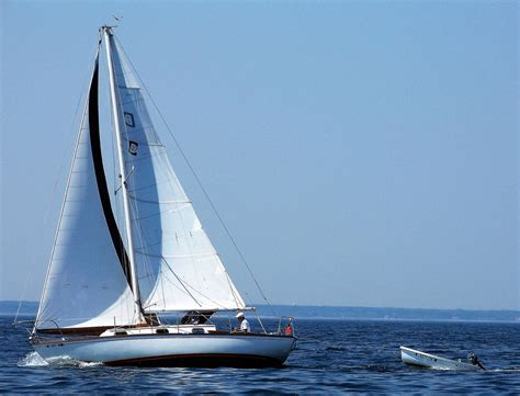 dory sailboat 1980 cape dory 27 sail boat for sale www yachtworld