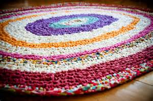 how to make crocheted rag rugs crochet apps directories