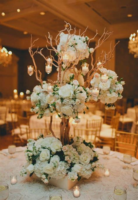 Tree Branch Vase Centerpiece by 1000 Ideas About Tree Branch Centerpieces On