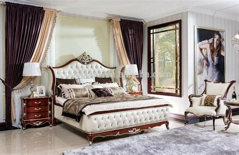 Royal Bedroom Furniture | bisini royal bedroom furniture luxury solid wood bed room