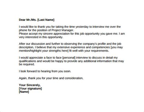 thank you letter after cpa firm thank you letter after for accounting position