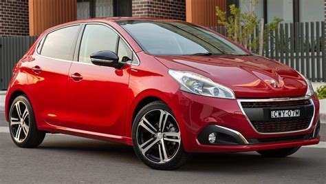 peugeot 208 models 2016 peugeot 208 active review road test carsguide