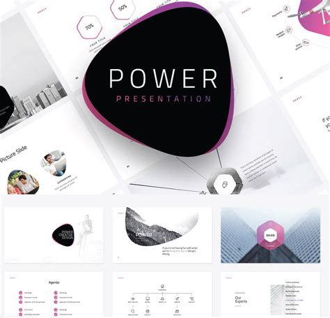 Free Business Powerpoint Templates 10 Impressive Designs Free Ppt Template Design