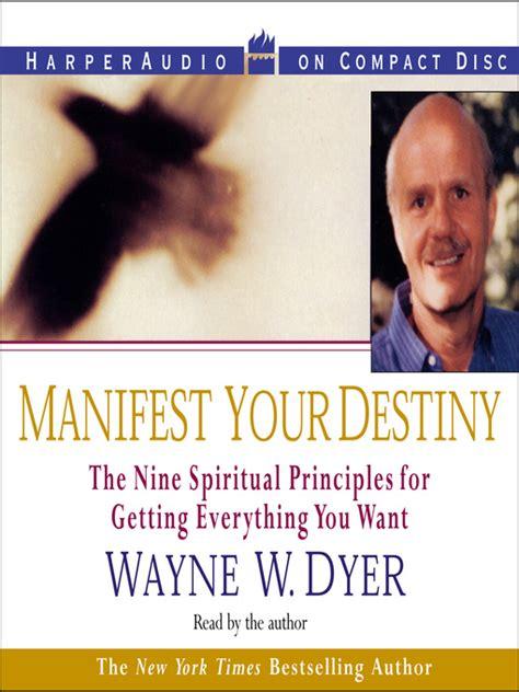 Manifest Your Destiny manifest your destiny ok library overdrive