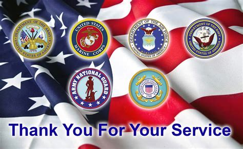 thank you for your service benton business support llc tamibenton