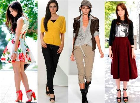 8 Favourite In Inspired Clothing by Popular Classifications Of Fashion Styles