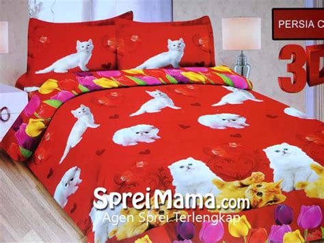 Sprei Disperse 120 2in1 Sorong Frozen Harga sprei bonita cat 3d 180x200