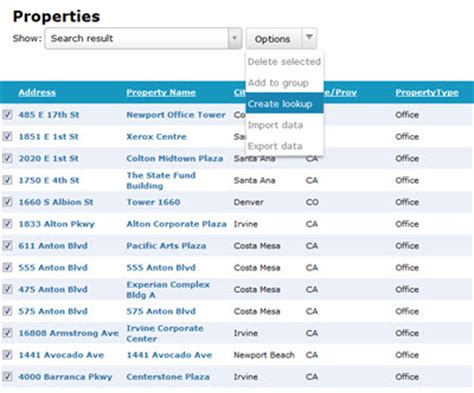 Records On Property Ownership Doing A Lookup For Owners Of A Property List In Clientlook Thebrokerlist