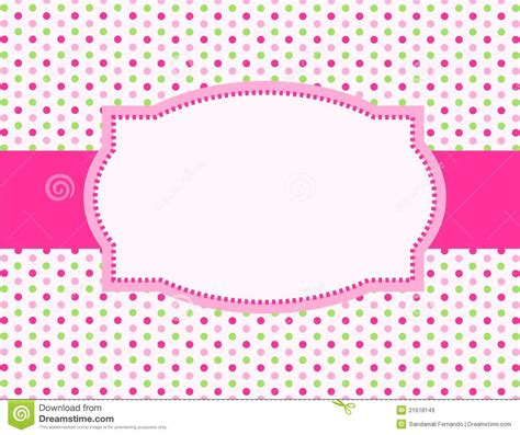 pink polka dot with frame background labs polka dot line clipart clipart suggest