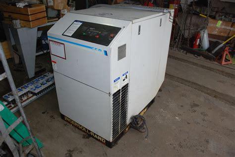 ingersoll rand air compressor 20hp ssr ep20se 77cfm 125psig