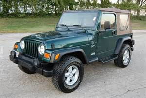 2000 Jeep Wrangler Tj 2000 Jeep Wrangler Sport 4 0 Tj Sport Utility Suv 4x4