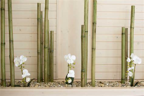Deco Bambou Jardin by Bambou D 233 Co Jardin Decoration Porte Exterieure Inds