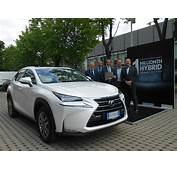 Lexus  1 Million De Voitures Hybrides &233coul&233es