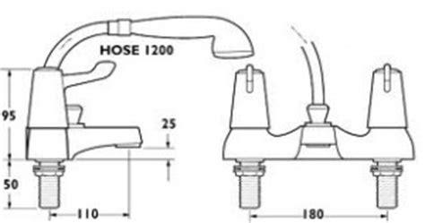 how to install a bath shower mixer tap installing a bath shower mixer